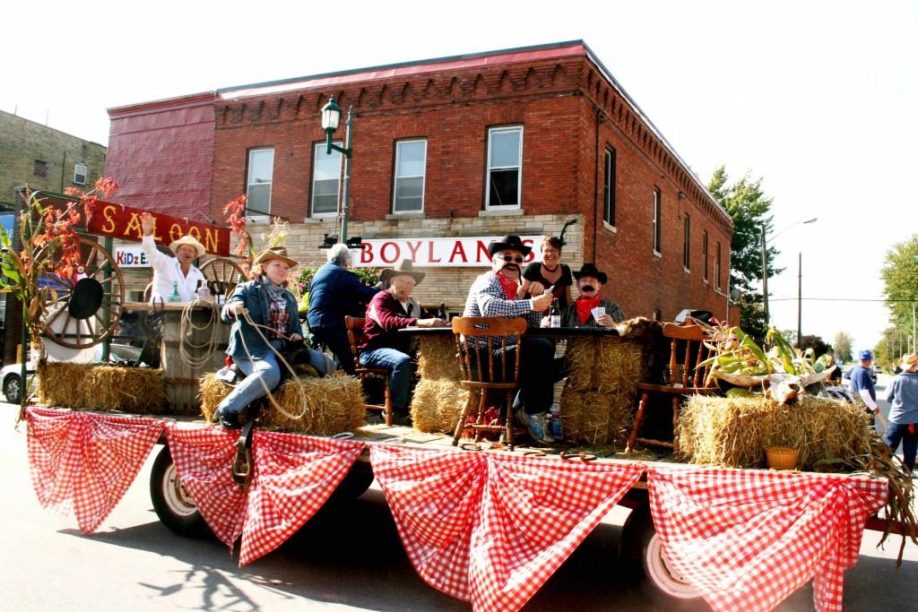 Fair Parade - Wild West